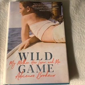 Other - Book,  wild Game by Adrienne Broderick